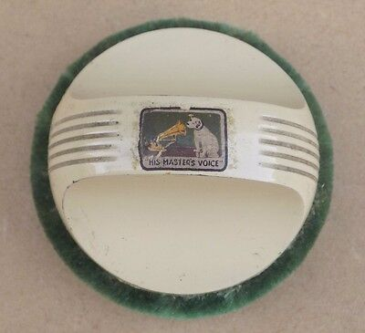 Vintage His Masters Voice Record / Vinyl Cleaner
