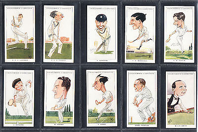 Churchman Men Of The Moment In Sport - choose your card