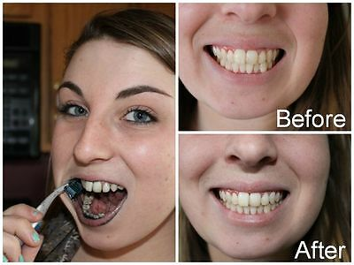 Natural Coconut Charcoal Chinese Herbs Toothpaste Brighten Smile Improve Teeth