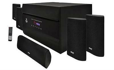 Pyle 400W 5.1 Channel Home Theater System AM/FM Tuner CD DVD MP3 Compatible