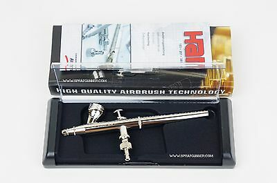 Hansa 581 Chrome 0.2mm airbrush by Harder and Steenbeck