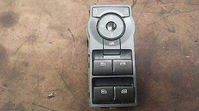 Holden Ve Commodore Right Hand Front Master Control Window Switch  Genuine