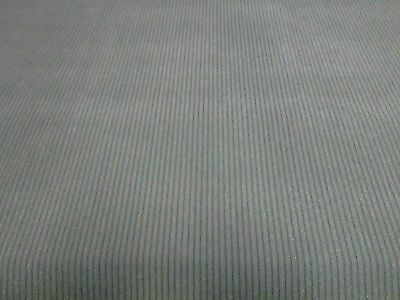 9  Yards X 61 & 1/2 Inches Wide Vintage Auto Fabric A Velvet Velour In A Mi