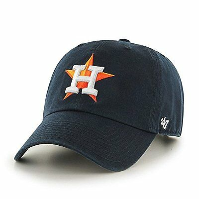 '47 CAY-SS14 MLB Houston Astros Clean Up, Navy, OSFA, B-hm13 rgw10gws