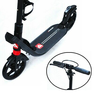 2016 Scooter Push Scooter Adults Commuter Big Wheel Suspension Christmas Gift