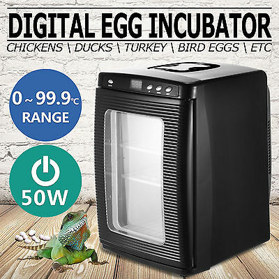 Reptile Egg Incubator Breeding Turner Reptipro 6000 Newest Industry Supply