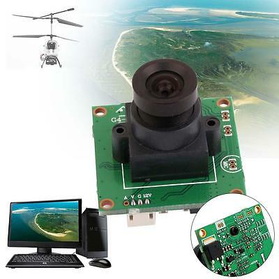 HD 700TVL CCD Mini Security Video PCB Board FPV Color Digital CCD Camera Hot GO