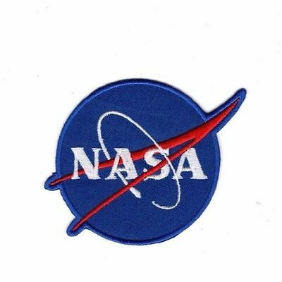 Embroidered Patch Sew NASA APOLLO space mars 3