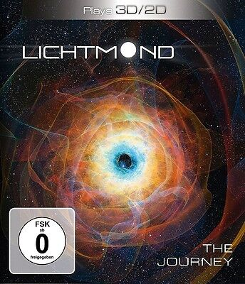 Lichtmond - The Journey (Blu-Ray 2D/3D)   Blu-Ray Neuf