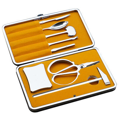 8pcs Seafood Tool Set Lobster And Crab Cracker Opener Tool Set With Storage Case