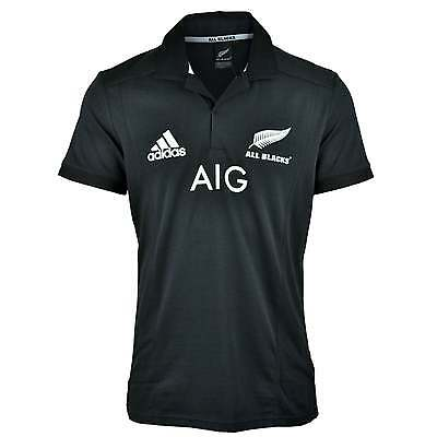 Adidas New Zealand All Blacks Supporters Rugby Shirt 2016/17