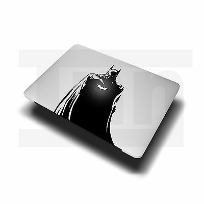 "Batman Macbook Sticker Decal Vinyl Macbook Pro Air 11"" 12"" 13"" 15"" 17"" Marvel"