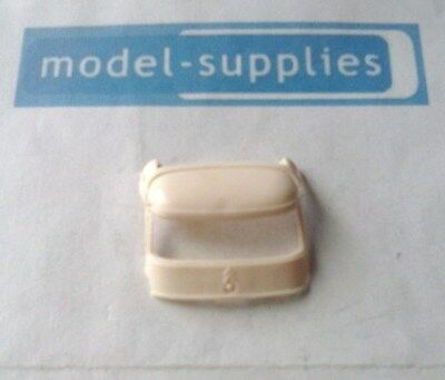 French Dinky 539 Citroen Estate reproduction cream plastic taildoor