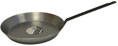 Chef Set Black Iron Omellette/Frying Pans Easy Clean/Induction, Various sizes