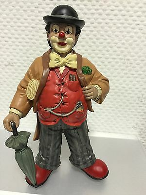 "Gilde Clown "" Der Gentlemen "" 22 cm. Top Zustand !!"