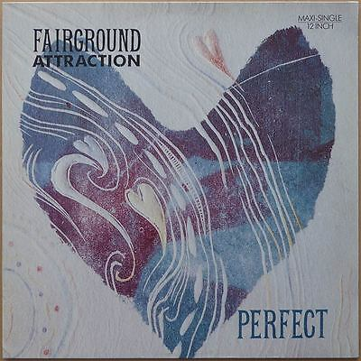"12"" Fairground Attraction - Perfect - Deutschland 1988 - NM"