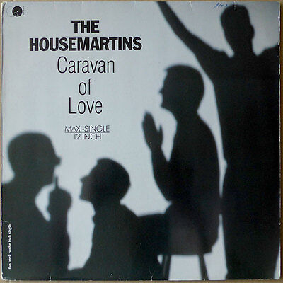 "12"" The Housemartins - Caravan Of Love - Europa 1986 - NM"
