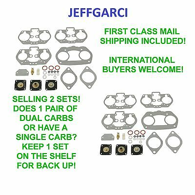 bug baja Empi 2362 Weber 40-44 Carburator Rebuild Kit vw buggy