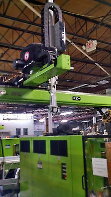 Engel All Electric Injection Molding Machine 100 Ton Tiebarless