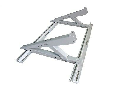 Split System Roof Bracket 3 Piece - Supports 200Kg - 500Mm - Hc-500Roof
