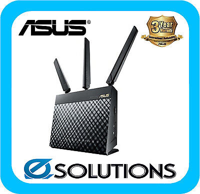 Asus 4G-AC55U AC1200 1200Mbps Dual Band Wireless Gigabit Modem Router 4G/LTE Sim