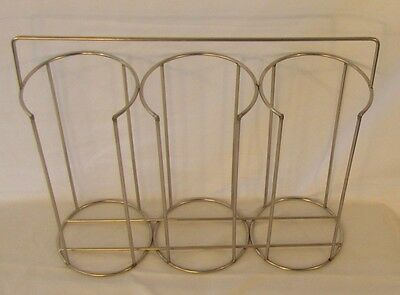 Carrying Rack for 100 mm Lab Petri Dish Stainless Steel Carrier 30 Dishes New