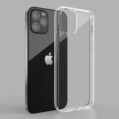 Ultra thin Crystal Clear Hard Phone Case Cover For iPhone XS Max XR X 8 6 7 Plus