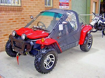 SPARE PARTS ONLY FA-G300 FIESHEN SCORPION ICHIBAN ONYX 300 Go Kart, Dune Buggy