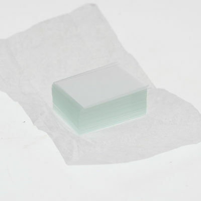 400x microscope cover glass slips 24mmx32mm new