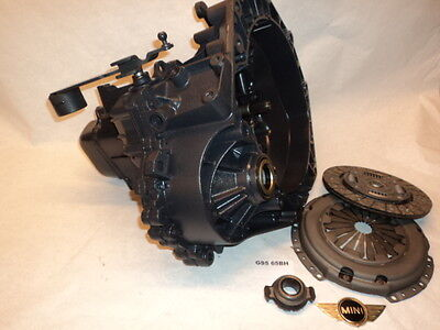 Bmw Mini Gearbox - Midland Type 5Spd - Gs5 65Bh - Reconditioned - With Clutch