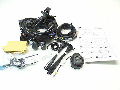 JEEP GRAND CHEROKEE Dodge Nitro 13 Pin Tow Bar Wiring Loom Electrics
