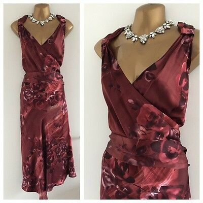 Kaliko Dress SIZE 18 Mother Of The Bride OCCASION RACES Wedding Silk