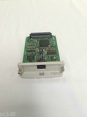 Hp Jetdirect 615N J6057A Ethernet Network Card Rj-45 (Ref-T93)