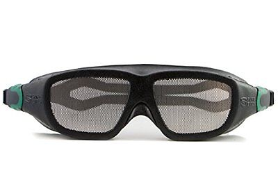 Safe Eyes Stainless Steel Mesh No-Fog Safety Goggles