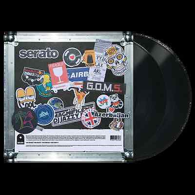 Serato DJ Jazzy Jeff Performance Series Control Vinyl - PAIR