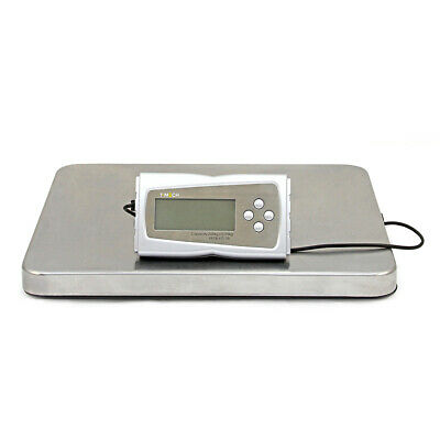 Parcel Scales Postal Shipping Heavy Duty Digital Weighing Platform LCD 200kg