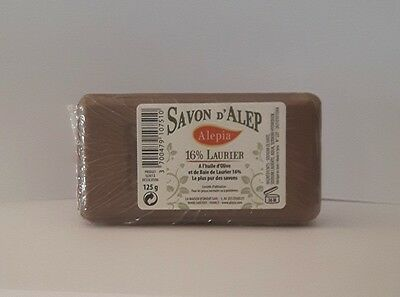 Savon D'alep Authentique 16 % Baies De Laurier Noble Acne Eczema Psoriasis