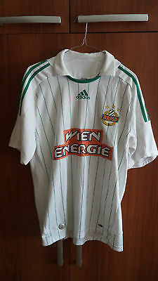 Authentic very nice football shirt of Rapid Wien season 2008 - 2009 away kit