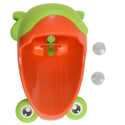 Froggy Baby Urinal - Perfect Mommy's Helper for Potty Training (LIGHT GREEN) BF