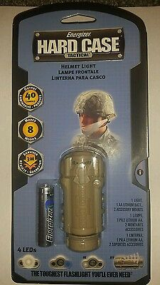 Energizer Hard Case Tactical Helmet Light, MILHL11L