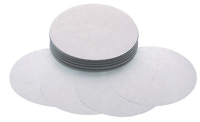 Kitchen Craft Wax Discs Circles Pack of 200 for 1lb or 2lb Jam Preserve Jars