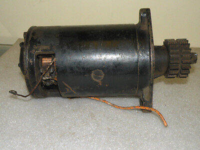 1928 1929 1930 Chrysler Used Generator 20 Tooth Gear Drive