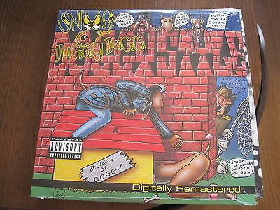 Snoop Doggy Dogg - Beware Of The Dogg  (2001) - 2Lp Re Death Row Mint Nuevo