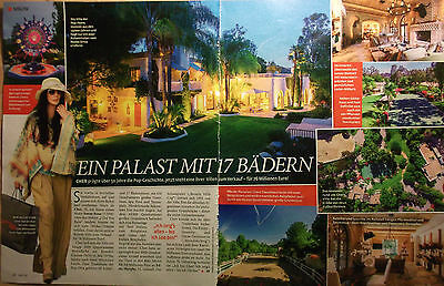 2 german clipping CHER HOME STORY SINGER GAY INT. BOY BAND BOYS N. SHIRTLESS