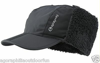SPRAYWAY RILA Warm Winter Waterproof GORE-TEX Breathable Insulated MOUNTAIN HAT