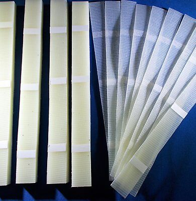 Thermal Glue Strips--Repair Books, or Make Your Own Covers-----1 inch wide