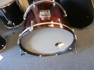 pearl forum 22 in Bass drum
