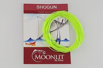 Shogun Light-Nymphing Furled Tenkara Line (Made in USA by Moonlit Fly Fishing)