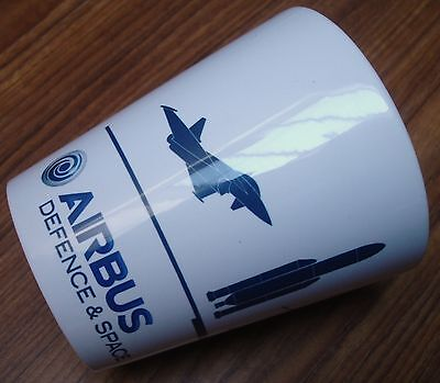 Airbus Defence and Space Coffee Mug New