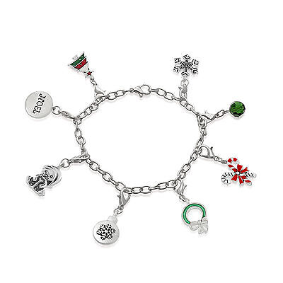 Advent Calendar - 22 Charms with 1 Bracelet and 1 Necklace
